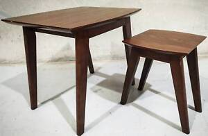 """ELIZABETH"" NEST DESIGNER END TABLE Epping Whittlesea Area Preview"