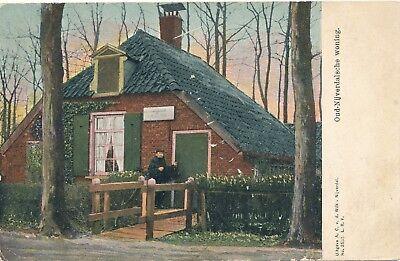 NIJVERDAL – Oud-Nijverdalsche Woning – Netherlands – udb (pre 1908)