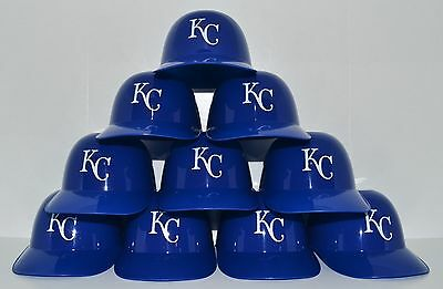 - Lot of (10) KANSAS CITY ROYALS Ice Cream SUNDAE HELMETS New Baseball Mini Bowl