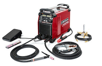 Lincoln Aspect 230 Acdc Tig Welder Air Cooled One Pak K4341-1
