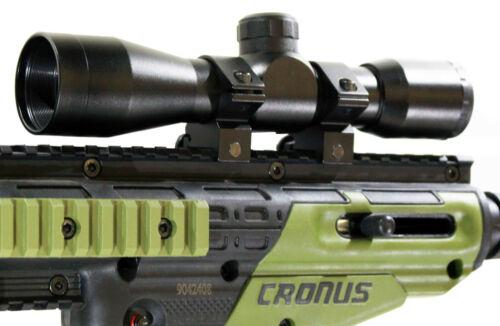 Tippmann Cronus upgrades black sight Trinity paintball accessories tactical blk