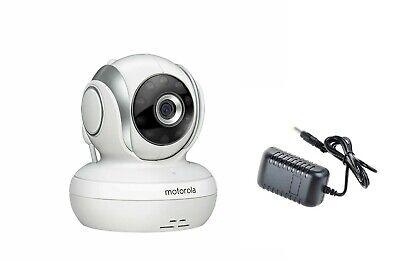 Motorola MBP33S Extra Camera for Baby Monitors Night Vision Room Temp
