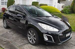 2012 Peugeot 308 Hatchback T7 1.6 Turbo 6 Sp auto (Discounted) Box Hill North Whitehorse Area Preview