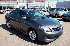2010 Toyota Corolla S NO PST - REMOTE ENTRY - REMOTE START -...