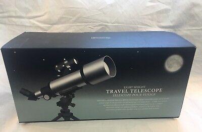 *USED ONCE* Restoration Hardware Lightweight Travel Telescope