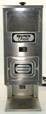 Bunn G-9 Bunnomatic Precision Coffee Grinder
