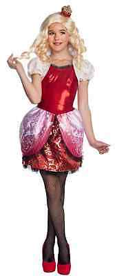 Apple White Ever After High Mattel Doll Fancy Dress Up Halloween Child Costume
