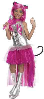 Catty Noir 13 Wishes Monster High Mattel Fancy Dress Halloween Child Costume - Halloween Costumes Monster High 13 Wishes