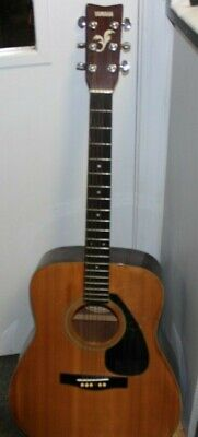 YAMAHA ACOUSTIC GUITAR //////////////////////////// FG-411S, used for sale  Shipping to India