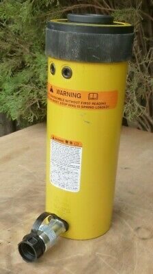 Enerpac Rch-306 Single-acting Hollow Plunger Hydraulic Cylinder 10000 Psi