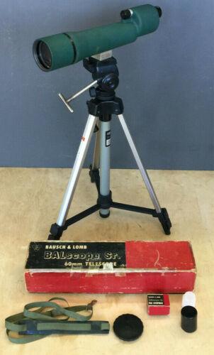 Bausch & Lomb BALscope Sr. 60mm Spotting Scope - Telescope and Accessories