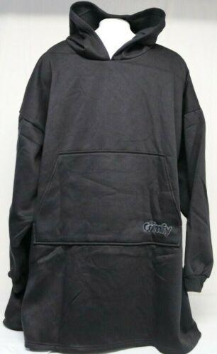 THE COMFY Oversized Unlined Wearable Fleece Cotton Blanket Hoodie Sweatshirt