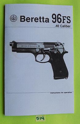 Manuals - Beretta 92 Manual - 2