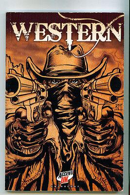 ♥♥♥♥ WESTERN • Graphic Novel • Anthology • Accent UK
