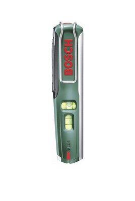 Bosch PLL 5 Laser-Wasserwaage + Wandhalterung (5 m Arbeitsbereich) Bosch Laser-wasserwaage 5