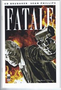 image comics FATALE #3 1st Print NM Ed Brubaker Sean Phillips