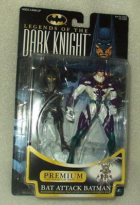 (Legends of the Dark Knight Premium Bat Attack Batman Fast Free Shipping)
