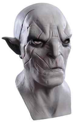 Azog Mask Orc Lord Rings Hobbit Fancy Dress Halloween Adult Costume Accessory](Orc Halloween Masks)
