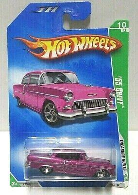 2009 Hot Wheels Treasure Hunt '55 Chevy