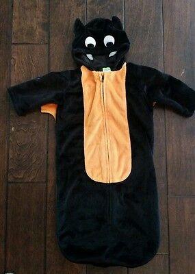 OLD NAVY Bat Costume 3-6 months Infant Baby Bunting winter - Bat Bunting Kostüm