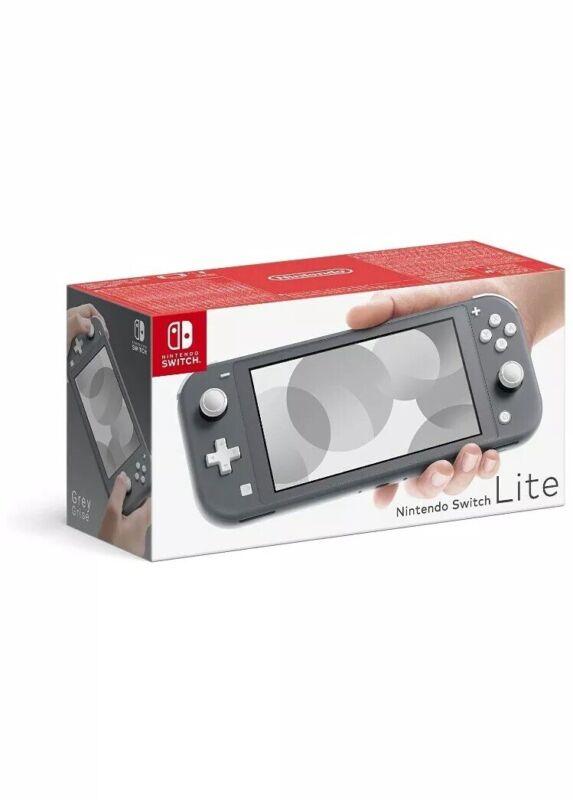 Nintendo+Switch+Lite+Handheld+Console+-+Grey
