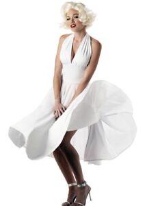 Marilyn Monroe Halloween Costume Dress
