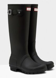 Hunter Boots - Black - BRAND NEW