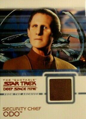 Star Trek Deep Space Nine C3 Costume ODO