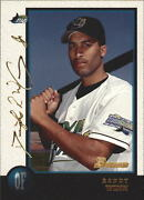 1998 Bowman Golden Anniversary