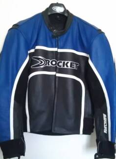 BRAND NEW: Motorcycle Leather Jacket