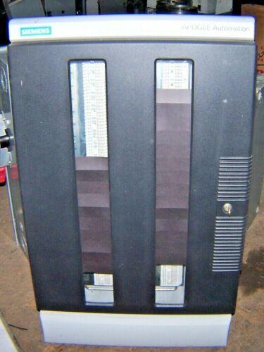 SIEMENS APOGEE AUTOMATION MODULAR BUILDING CONTROLLER BACKPLANE & KEY 545142B