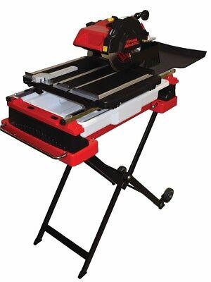Virginia Abrasives 10 Inch Wet Tile Saw Brand New 433-10000