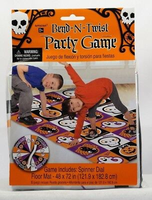 Amscan Bend and Twist | Halloween Party Game T2 - Happy Halloween Gaming