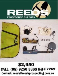 SDC 2300 Minelab Metal detector Ref 7269
