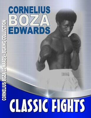 Cornelius Boza-Edawards (Great Classic Fights)