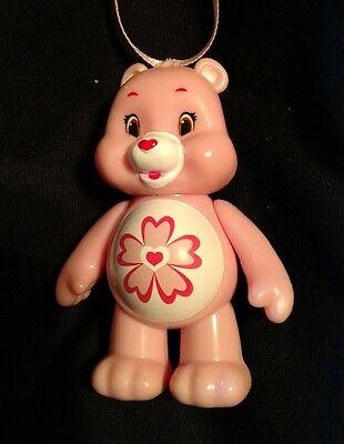 Care Bear Pink Sweet Sakura Bear Christmas Ornament