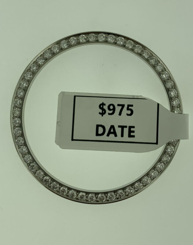 Custom Diamond Bezel 1.05 CT