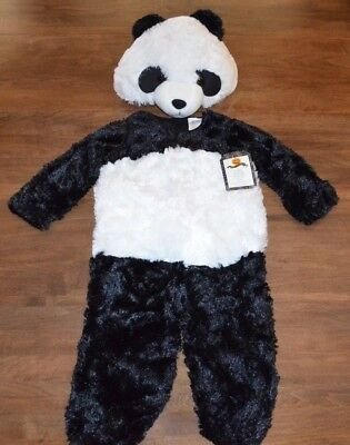 Pottery Barn Kids Panda Bear Halloween Costume Size 3T NEW w/ Tags