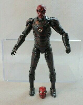 Hasbro Marvel Legends Loose IRON SKULL Red Abomination BAF Build Action Figure