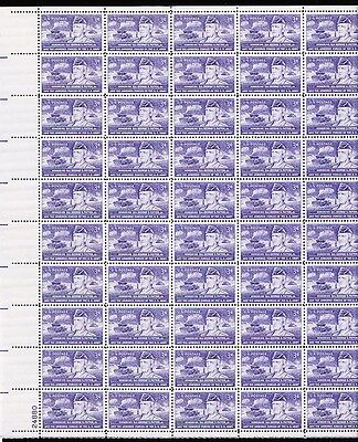 1026   PATTON M NH FULL SHEET OF 50