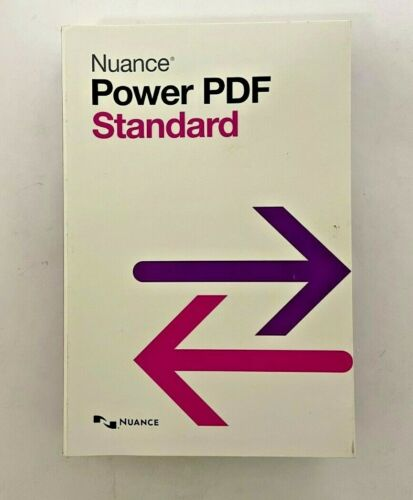 Nuance Power PDF Standard AS68B-GN7-1.0