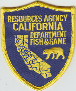 California ca resources agency dept of fish game mini for Ca game and fish
