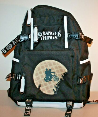 Limited Edition STRANGER THINGS School Bag BackPack Computer Bag New No Tags
