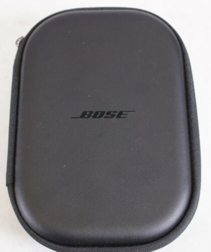 OEM Genuine Bose Over-Ear QC25 QC35 Headphones Case - Black, Case Only