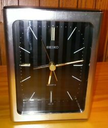 Seiko Analog Alarm Clock IBM 1983 GTD Achievement Conference Tarpon Springs, FL