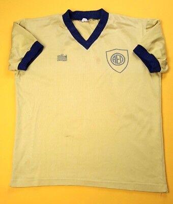 4.4/5 AEL Limassol vintage jersey rare shirt Cyprus Division Spyrotex ig93 image