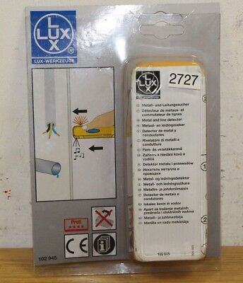 Lux Metall - und Leitungssucher (2727)