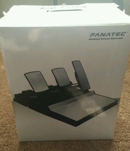 EAN 4030534001125 - Fanatec Csr Pedals German Gameware Advanced