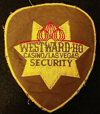 Westward Ho Las Vegas Casino Security Patch