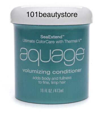 Aquage SeaExtend Volumizing Conditioner 16oz *NEW*